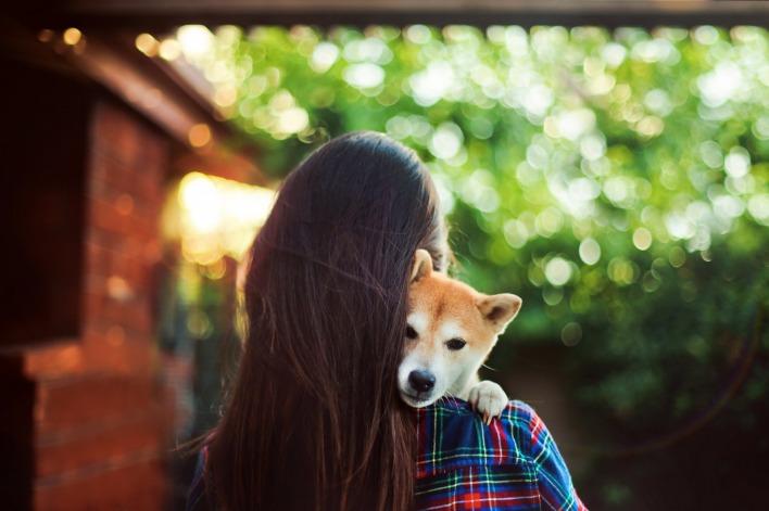 Девка с псом фото 70-73