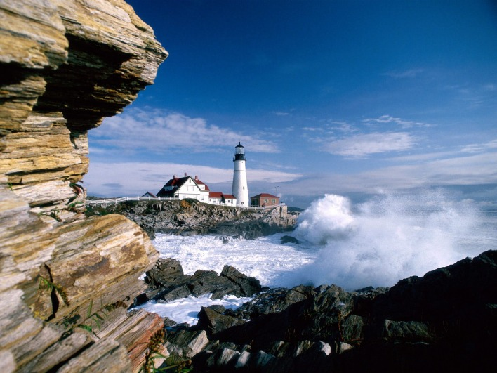 Portland Head Lighthouse, Maine