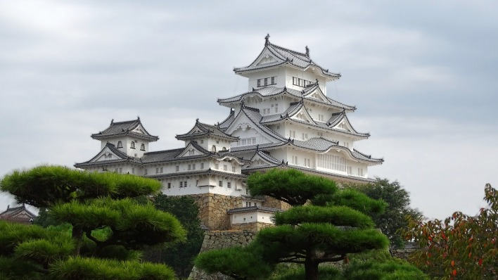 страны архитектура япония country architecture Japan