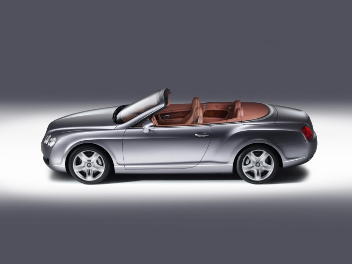 Bentley Cont GTC