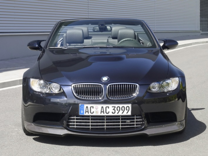Ac schnitzer acs3 front view