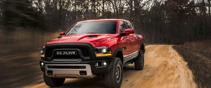 Dodge Ram 1500 Rebel