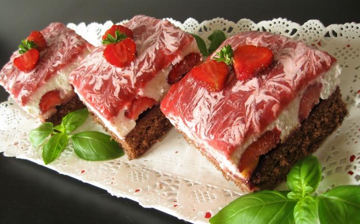 Торты, пирожные, лучшие фотографии