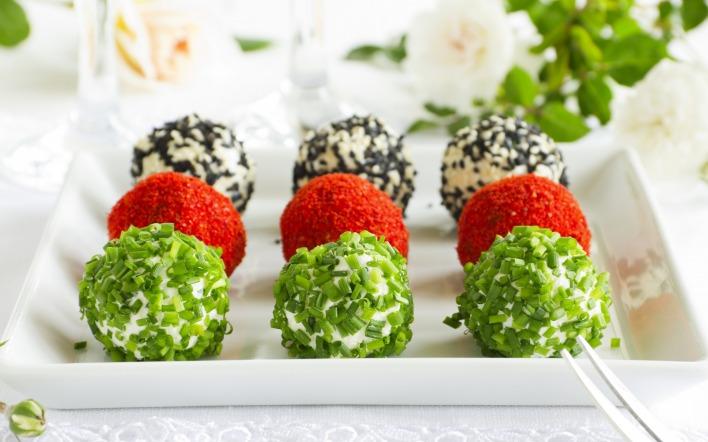 Сырные шарики рецепт с фото