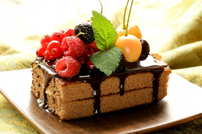 фото тортов, пирожных