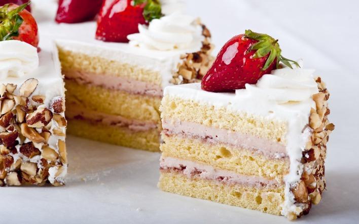 фото красивого тортика