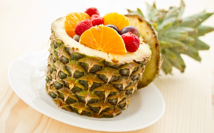 ананас фрукты pineapple fruit