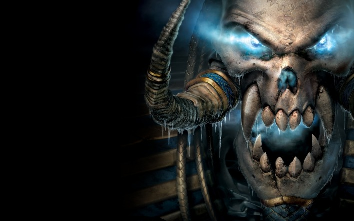 Warcraft 3 The Frozen Throne игры