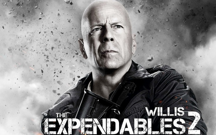 Bruce Willis, Expendables 2