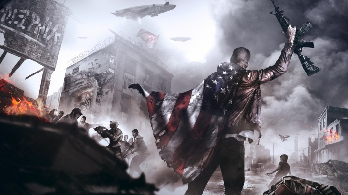 Homefront The Revolution игра