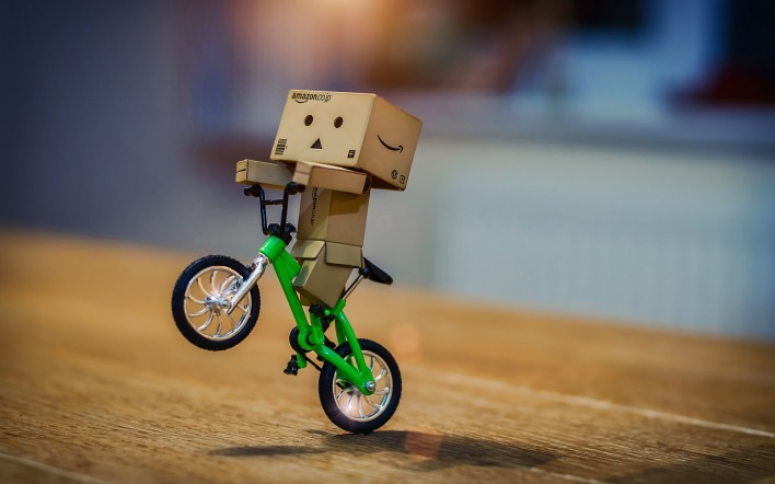 amazon danbo bmx