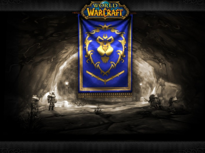 Пещера World of WarCraft