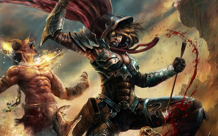 Demon Hunter Diablo 3