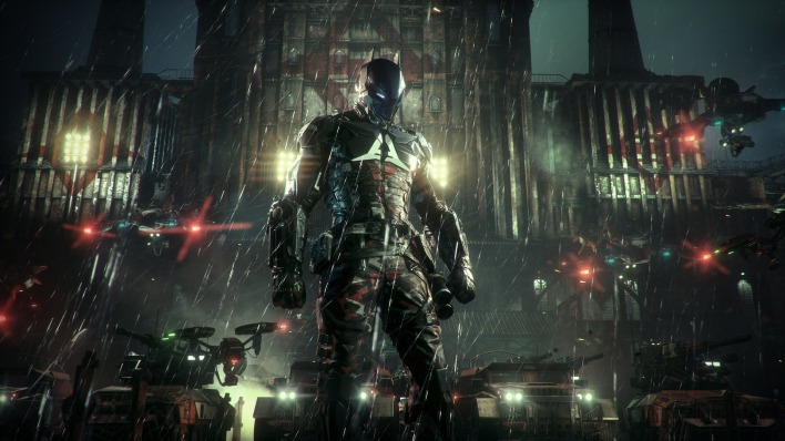 Batman Arkham Knight игра