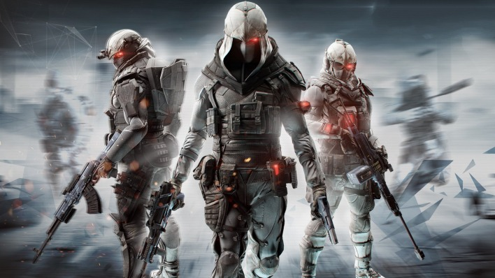 Ghost Recon Phantoms игра