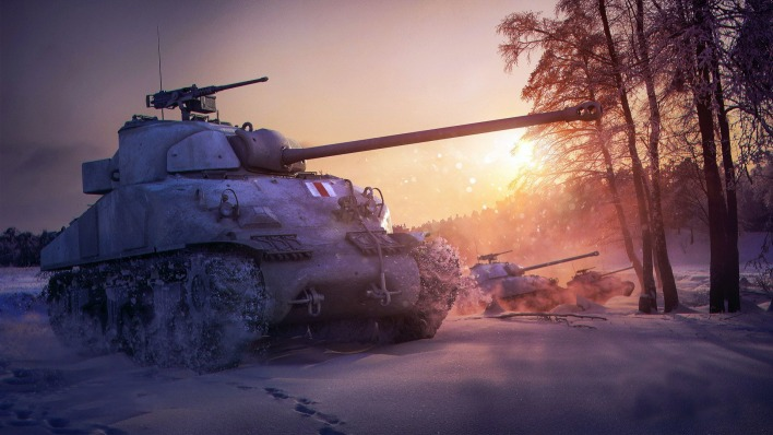 world of tanks firefly игра