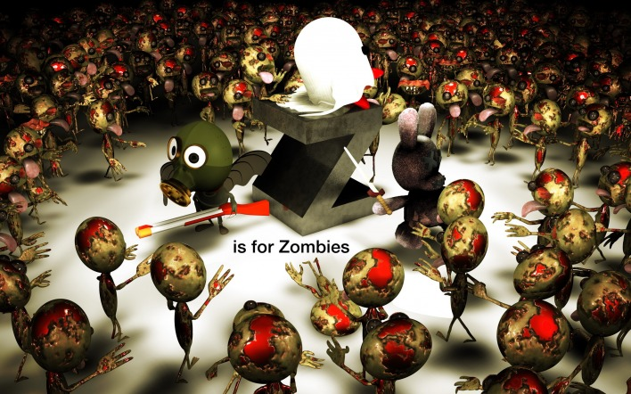 Is for Zombies