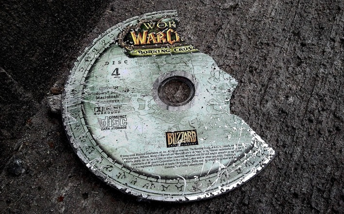 Диск World Of WarCraft