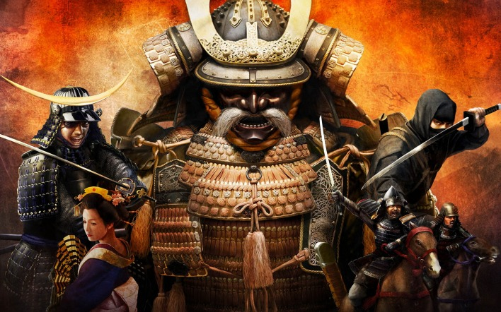 Total War Shogun 2 игра