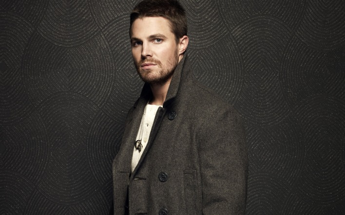 Stephen amell актер