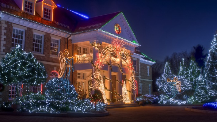 Merry house