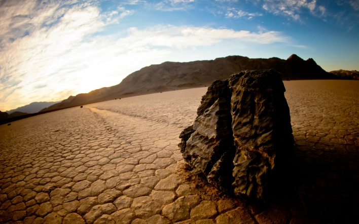 природа камень пустыня death valley