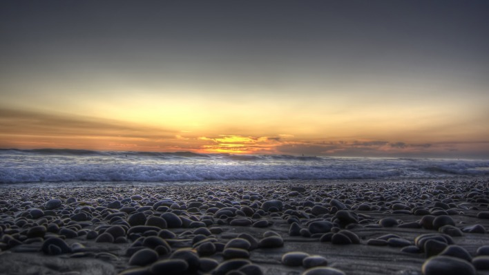 природа горизонт море закат камни nature horizon sea sunset stones