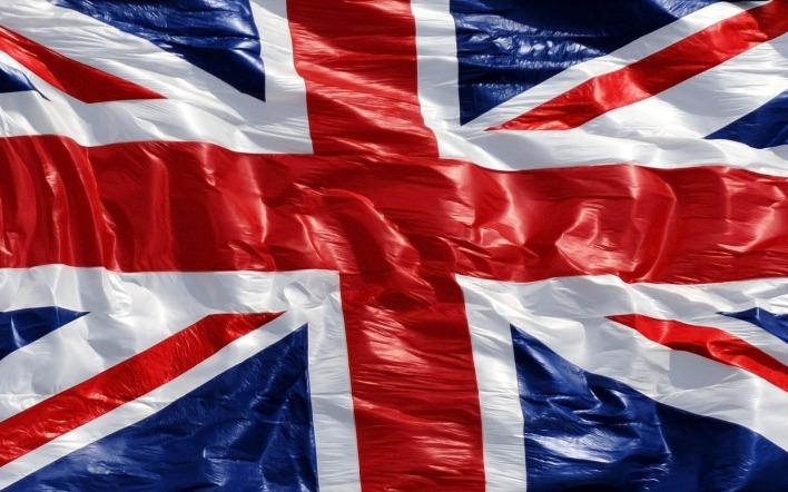 скачать английский флаг