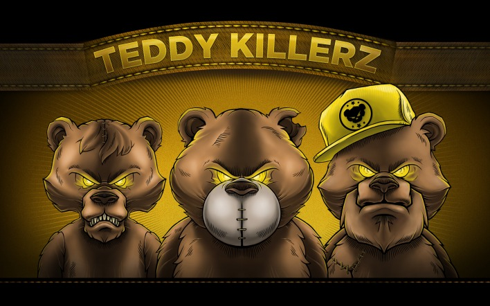 teddy killerz музыка графика