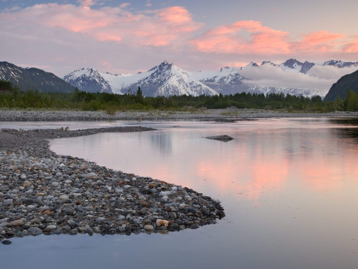 Alsek River Valley, Alaska