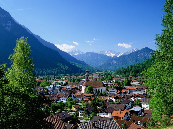 Mittenwald, Bavaria, Germany