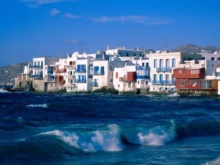 Mykonos, Cyclades Islands, Greece