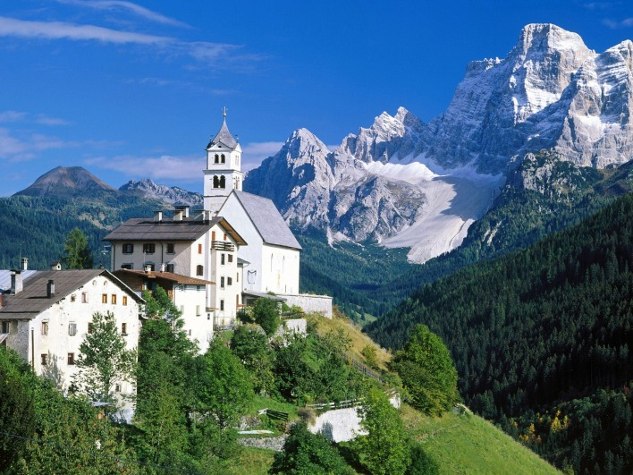 The Dolomites, Alps, Italy (Альпы, италия)