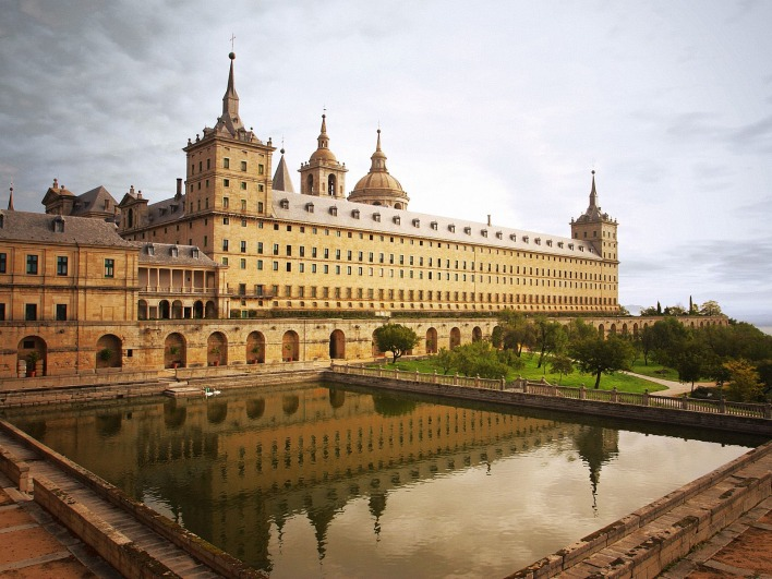 Escorial Monastery, Madrid, Spain