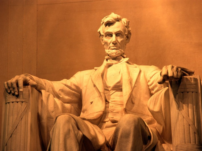 Honest Abe, Lincoln Memorial, Washington, DC