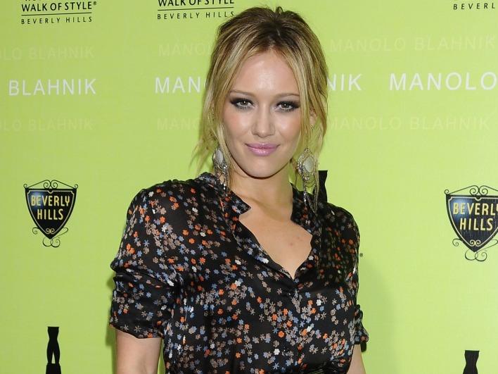 Hilary Duff (Хилари Дафф) хилари дафф фильмы