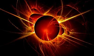 Сфера шар лучи