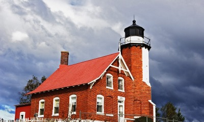 Eagle Harbor Lighthouse, Keweenaw Peninsula, Michigan