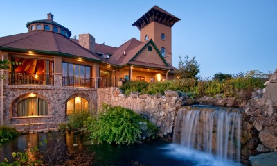 страны архитектура crystal springs resort country architecture