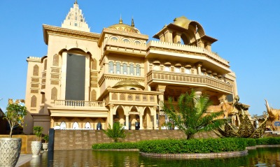 страны архитектура Kingdom of Dreams Гургаон country architecture Gurgaon