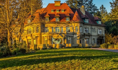 страны архитектура pittock mansion