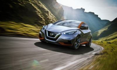 nissan, sway