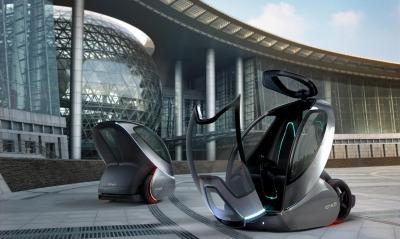 машина будущего технология