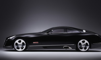 mercedes, maybach exelero