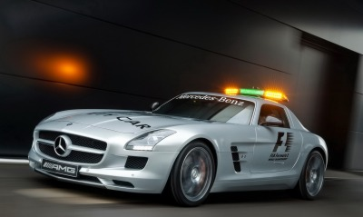 mercedes-benz, safety car