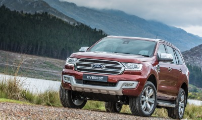 ford everest, горы