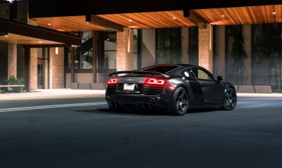 Audi R8 Tapety здание