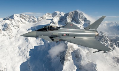 авиация самолет eurofighter typhoon