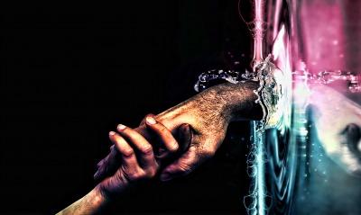 креативное рычаги вода