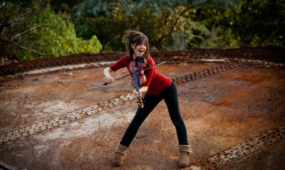 lindsey stirling, музыка